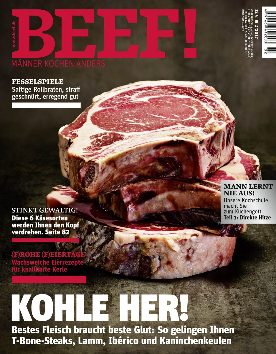 Beef! Cover