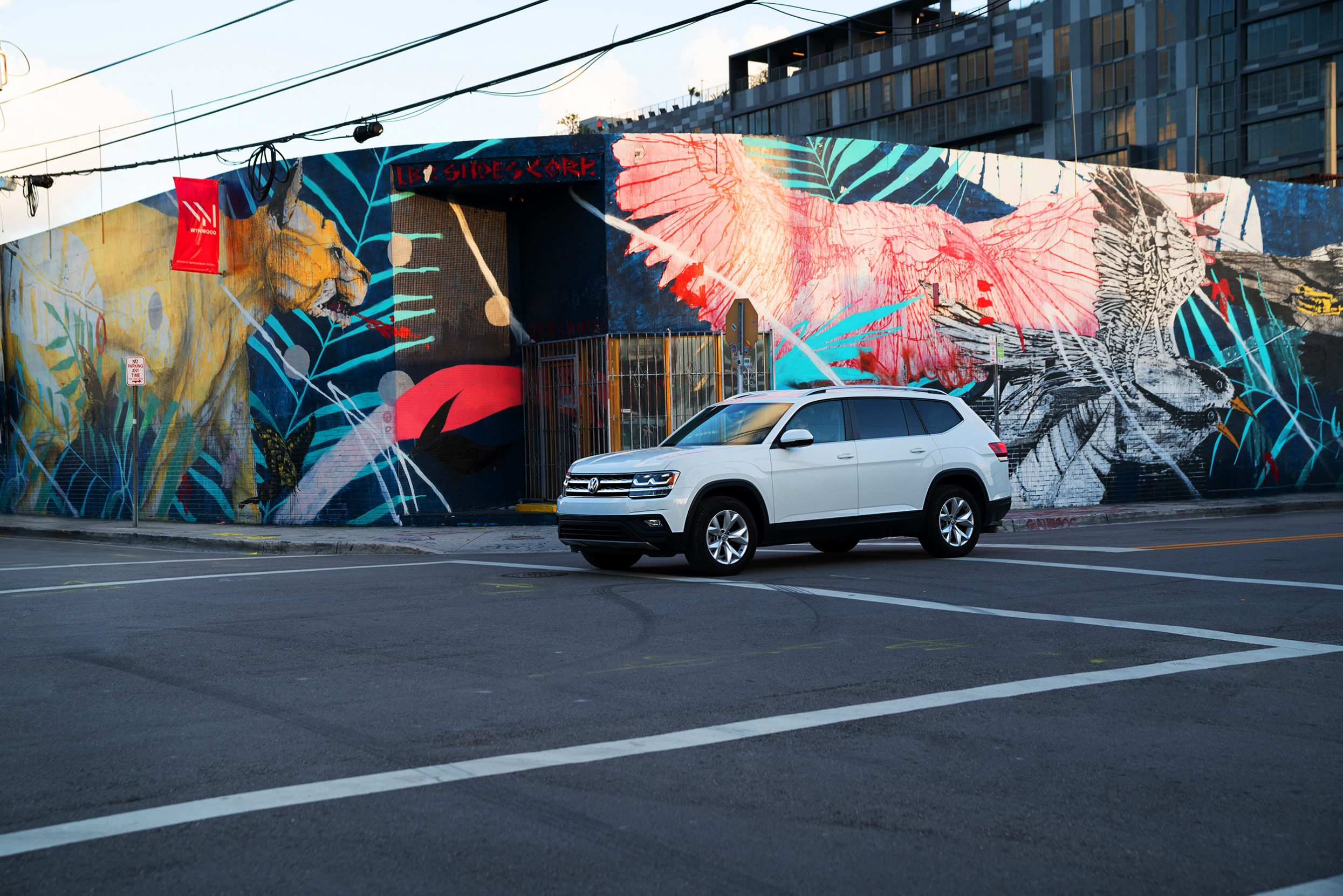 VW Atlas Wynwood
